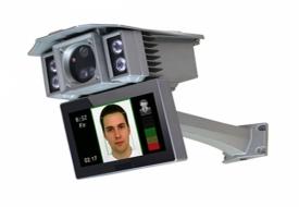 Máy kiểm soát cửa ra vào Smart Bio Camera